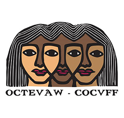 Ottawa Coalition to End Violence Against Women Logo
